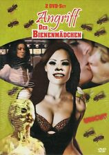 Invasion of the Bee Girls DVD uncut - 2 disc Ostalgica 1973
