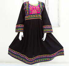 Kuchi Afghan Banjara Tribal Boho Hippie Style Brand New Ethnic Dress ND-154
