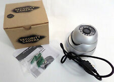 CAMERA CCTV DIRECT CTD-127 VIDEO SURVEILLANCE 20 mètres infrarouge Dome fixe  A1