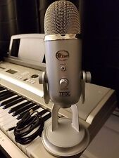 Blue Yeti Condenser USB Wired Professional Microphone