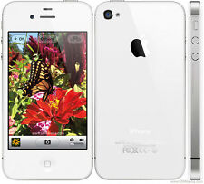 Apple  iPhone 4s - 32 GB - White - Factoyr Unlocked Smartphone