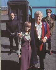 "Katy Manning Dr Who 10"" x 8"" Photograph no 4"
