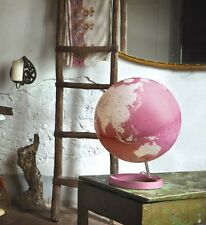ATMOSPHERE MAPPAMONDO GLOBE 30 LUCE LIGHT COLOUR CORAL CORALLO HOLBAEK JENSEN