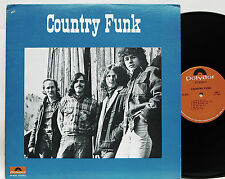 Country Funk      MEGA RARE FOLK ROCK         USA        NM  # 44