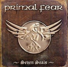 Seven Seals by Primal Fear (CD, Oct-2005, Nuclear Blast)