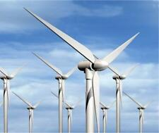 Wind Power Cd Windmill Alternative Energy Green Electricity Off Grid Doomsday
