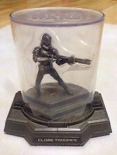 Star Wars - Die Cast Clone Trooper Figure - Titanium Limited Series