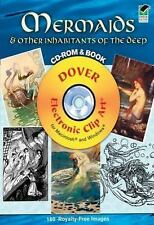 Mermaids and Other Inhabitants of the Deep (Dover Electronic Clip Art) (CD-ROM