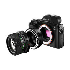 Neewer Pro Canon FD and FL Mount lens to Sony NEX E-Mount Camera mount Adaptor