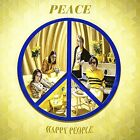Peace - Happy People - Yellow Coloured Vinyl LP + Download *NEW & SEALED*