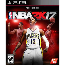 NBA 2K17 for Sony PS3