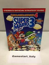 SUPER MARIO BROS 3 ADVANCE 4 STRATEGY GUIDE (GUIDA STRATEGICA) GUIDE IN ENGLISH