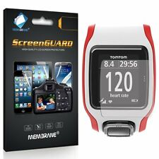 3 GENUINE Membrane Display Screen Accessory for TomTom Multi-Sport GPS-Watch