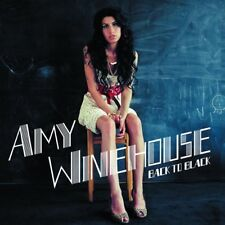 Amy Winehouse - Back To Black CD ALBUM NEW/ MINT (UNI)(11.1.16)