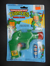 1989 Teenage Mutant Ninja Turtles SIGNAL FASH pistol raygun MOC toy light TMNT