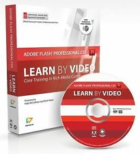Adobe Flash Professional CS5 : Core Training in Rich Media Communication by Kev…