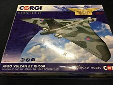 Corgi AA27201 Avro Vulcan B2 XH558 Vulcan to the Sky Return to Flight 4000/4000