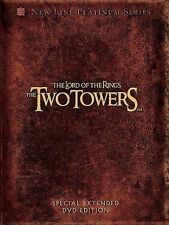 The Lord of the Rings: The Two Towers--DVD BRAND NEW