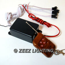 Replacement Control Module Box w/ Remote For LED Undercar Underbody Neon Light