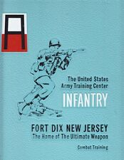 FORT DIX, NEW JERSEY - INFANTRY BOOT RECORD - MAY, 1971