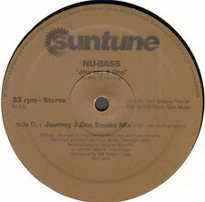 Nu-Bass ‎– Journey # One - 1997 Suntune Italy - SUT 043