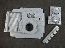 40K Space Marine Vindicator Tank : Main Hull Armour Upgrade Parts Set