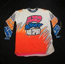 VINTAGE AXO MOTOCROSS FOX DIRTBIKE AMA SUPERCROSS MX JT RACING DAMON BRADSHAW