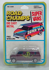 HC Road Champs 1970's 1980's Dragon Serpent Ford Econoline Van Super Vans Wheel