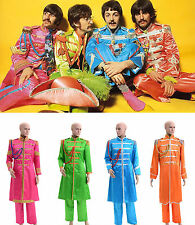 The Beatles Sgt. Pepper's Lonely Hearts Club Band Costume *Tailored*