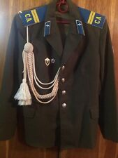 MEGA-RARE Russian Soviet Army Ceremonial Jacket Soldier Air Force Aviation USSR