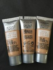 "L'Oreal True Match Foundation - ""3.D 3.W Golden Beige""(3x10ml=30ml)"