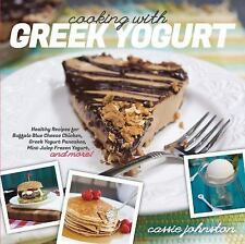 Cooking with Greek Yogurt: Healthy Recipes for Buffalo Blue Cheese Chi-ExLibrary