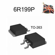 6r199p Transistor P-Channel Mosfet di commutazione to-263 6r199p