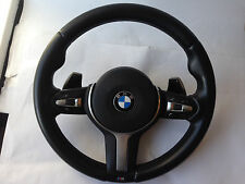 BMW M-Tech Sport F30 F20 Multifunction Steering wheel airbag Shift paddles SET