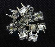 20PCS NEW 5mm 4pin Piranha LED White Super Bright LED light