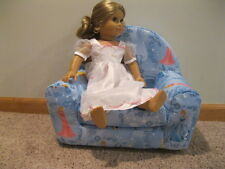 """Chair For 18"""" Dolls Furniture American Girl Living Room Princess"""