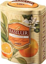 Basilur Tea-Tangerine Ceylon Tea-STAGNO Caddy 100g