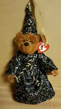 "Ty Attic Treasures Merwyn Bear Jointed 9"" 2000 MWMT Retired"