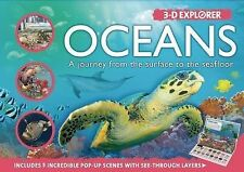 Green, Jen Oceans: A Journey from the Surface to the Seafloor (3-D Explorer) Ver