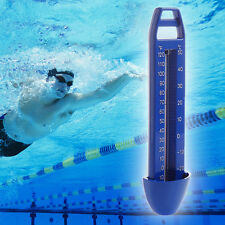 Blue Swimming Pool Spa Hot Tub Bath Temperature Thermometer -20~120℉ & -30~50℃