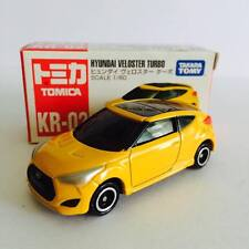 Takara Tomy Tomica No.KR-02 Hyundai Veloster Turbo - Hot Pick