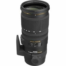 Sigma 70-200mm f/2.8 EX DG APO OS HSM Telephoto Lens 70-200 F2.8 for Nikon ~ NEW