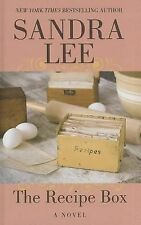 The Recipe Box (Thorndike Perss Large Print Basic)-ExLibrary