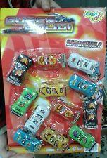 Set auto car automobiline kit gioco di qualità giocattolo toy