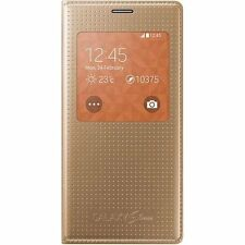 Samsung S-View Cover A Libretto per Galaxy S5 Mini - Rame Oro