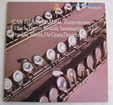 JEAN PIERRE RAMPAL  (2LP 33 Tours)  GREAT INSTRUMENTS THE FLUTE