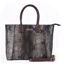 Sally Young Exotic Multicolor Python Leather Handbags