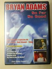 Original DVD : Bryan Adams : So Far So Good