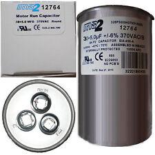 Mars Capacitor 30+5 uf MFD 370/440V 12781