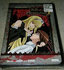 PRINCESS RESURRECTION: Complete Collection NEW 26 Episodes on 4 DVDs